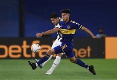 Clasificó a octavos de final: Boca empato sin goles ante Libertad en la Bombonera
