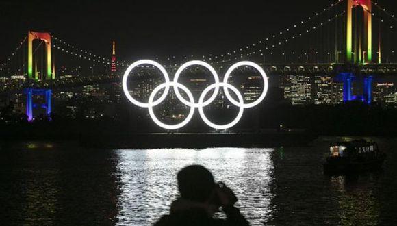 Los Juegos Olímpicos Tokio 2020 siguen en pie, según confirmó el COI. (Foto: AP)