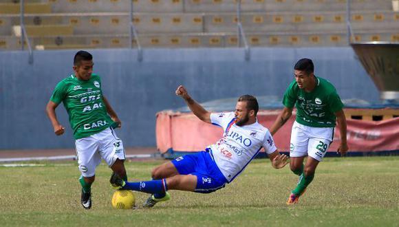 En la primera rueda Los Caimanes y Mannucci empataron 0-0. (Celso Roldán)