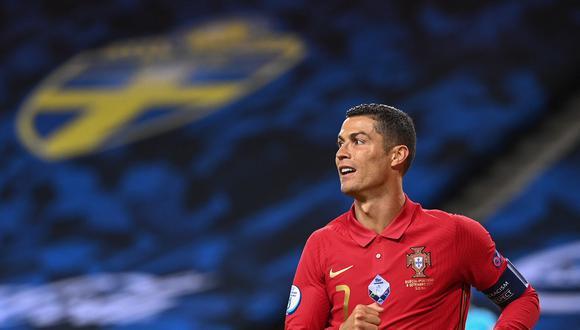 Cristiano Ronaldo aclaró que sí cumplió con todos los protocolos para volver a Italia. (Foto: AFP)