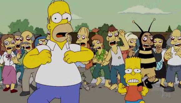 """""""Treehouse Of Horror"""" es el nombre de los especiales de Halloween de """"Los Simpson"""" (Foto: Fox)"""
