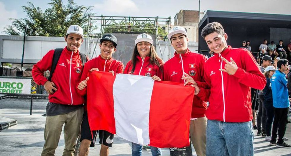 Perú logró el título en el Campeonato Panamericano de Skateboarding en Lima. (Federación Deportiva Nacional Peruana de Patinaje)