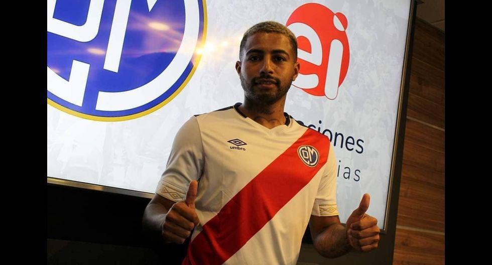 Yhirbis Córdova. (Foto: Deportivo Municipal)