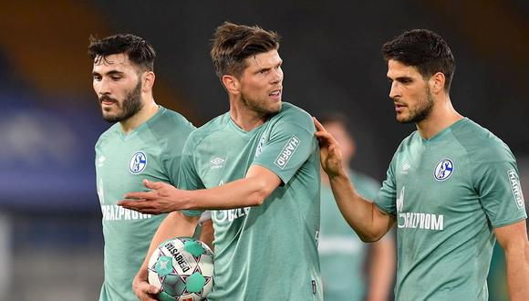 Schalke 04 no estaba fuera de la Bundesliga desde la temporada 1991. (Foto: EFE)