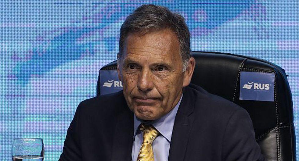 Miguel Ángel Russo es entrenador de Boca Juniors desde finales del 2019. (Foto: AFP)