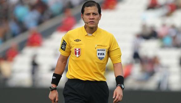 Víctor Hugo Carrillo será parte de la nómina del VAR de la final de la Copa Libertadores 2019.