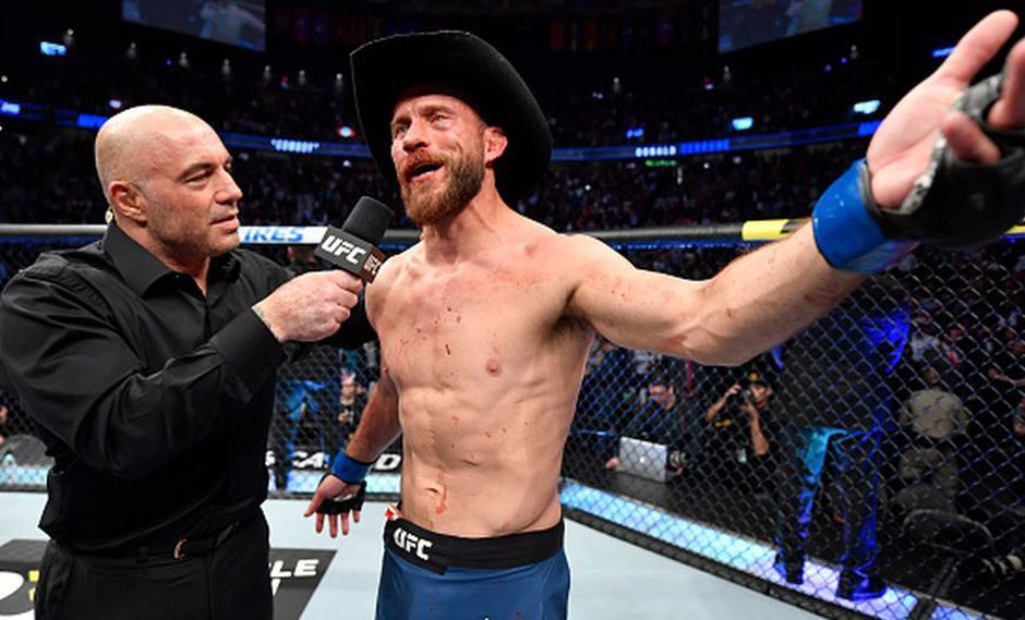 Donald Cerrone registra un récord de 36-14. como profesional. (Getty Images)