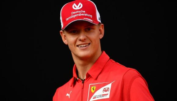 """Los elogios del tío de Mick Schumacher sobre su título en F2: """"Mantuvo los nervios y no cometió grandes errores"""". (Foto: Reuters)"""