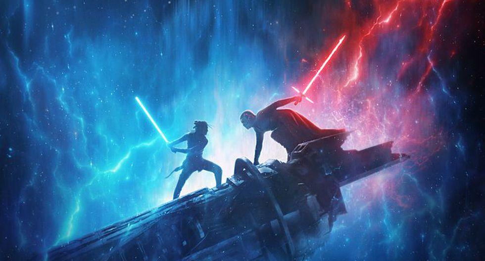 La última cinta de Star Wars se estrenará el 19 de diciembre (Disney)