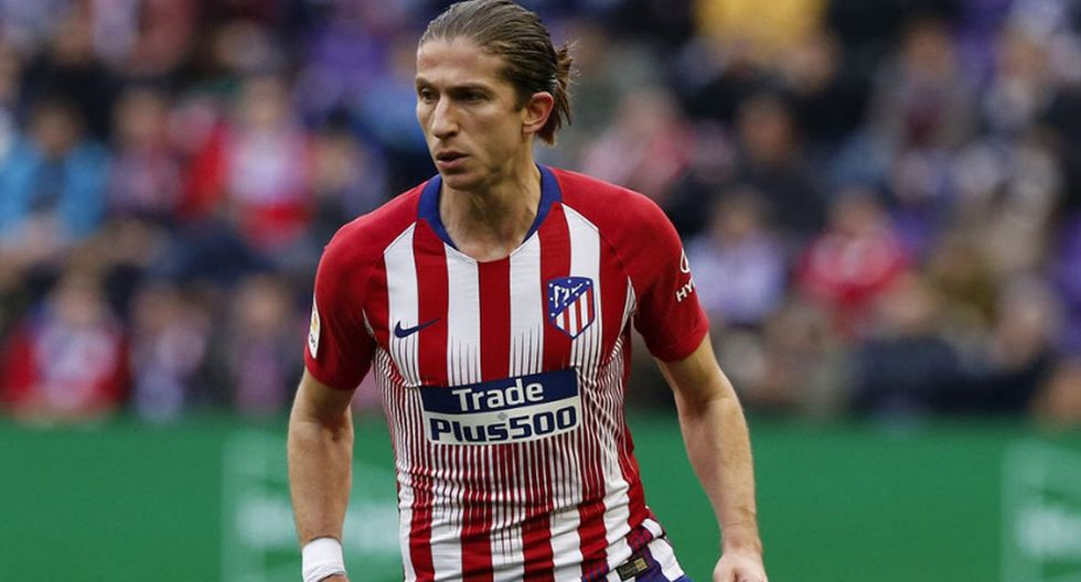 Filipe Luis | Atlético Madrid. (Getty Images)