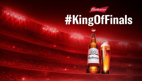 Budweiser, King of Finals: gana un paquete doble a la final del Mundial de Qatar 2022