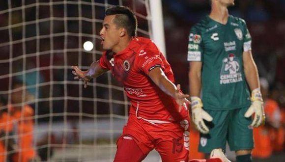 Iván Santillán dejó Veracruz de la Liga Mx. (Foto: Prensa Veracruz)