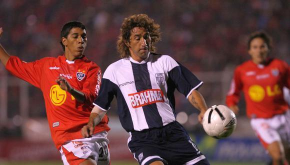 Pérez habló con Depor sobre la llegada de Salas a Alianza Lima. (Foto: GEC)