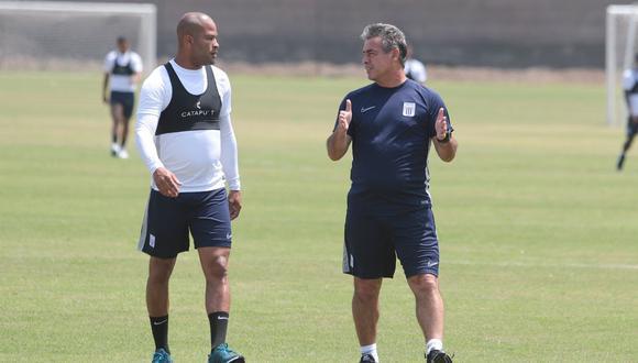 Alberto Rodríguez habló sobre la salida de Pablo Bengoechea. (Foto: Alianza Lima)