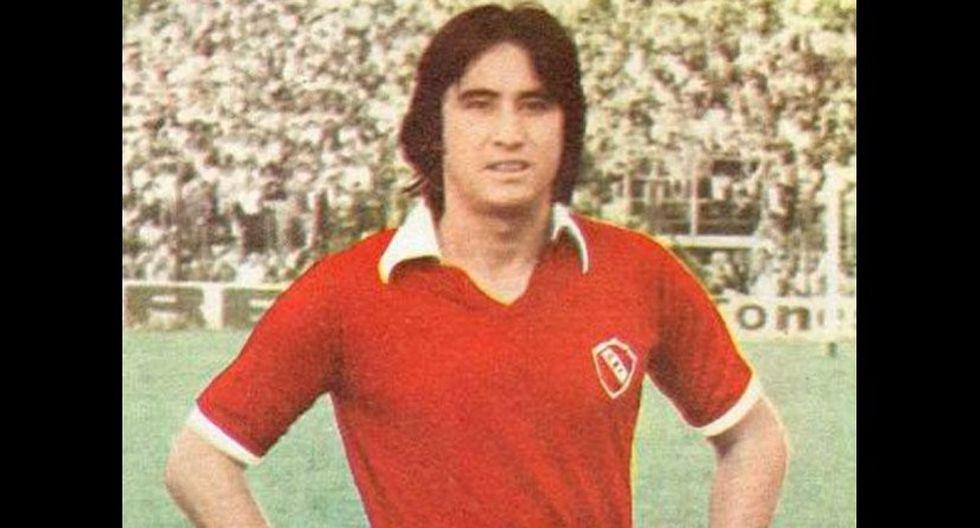 Percy Rojas - Independiente - 1975 (GEC)
