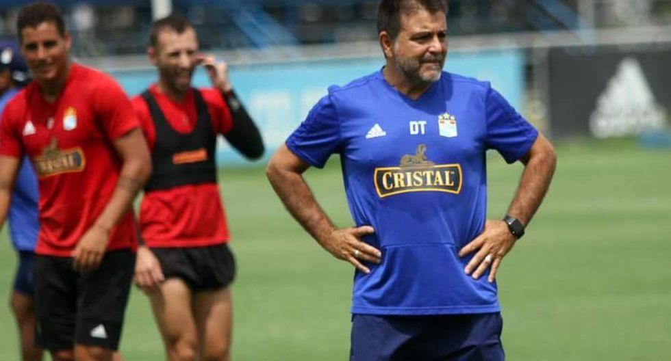 Sporting Cristal vs. Godoy Cruz se miden este martes por Copa Libertadores. (Prensa SC)