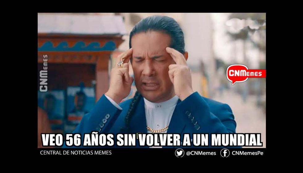 Perú vs. Jamaica dejó estos divertidos memes tras el final del partido. (Fotos: Facebook)