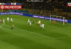Garra 'charrúa' presente: Agustín Álvarez pone el 1-1 para Peñarol ante Paranaense [VIDEO]