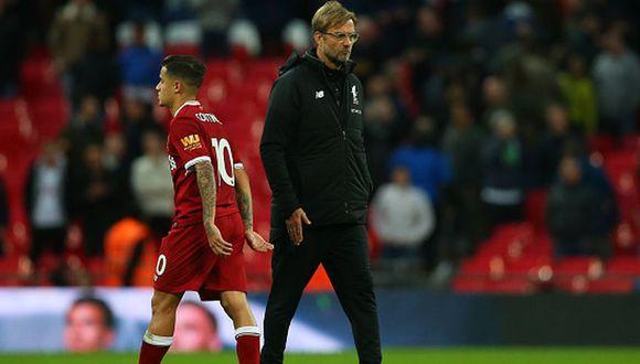 La intrahistoria del fichaje de Coutinho por el Bayern Munich. (Getty Images)