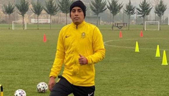 Christian Cueva se unió a Yeni Malatyaspor en agosto pasado. (Foto: Yeni Malatyaspor)