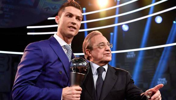 Cristiano Ronaldo fue jugador del Real Madrid hasta mediados de 2018. (AFP)