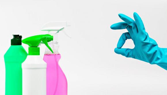 ¿Qué no debes hacer cuando desinfectas tu casa? (Foto: Twenergy)