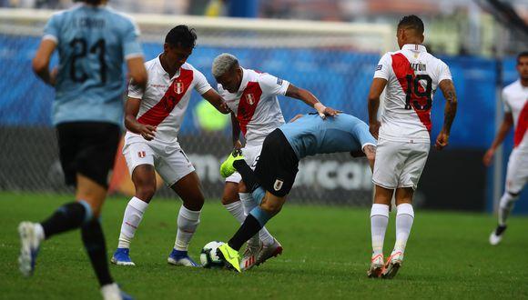Perú y Uruguay se enfrentan mañana en Montevideo. (Foto: GEC)