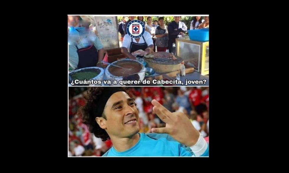 Los mejores memes del empate 0-0 entre América y Cruz Azul por Liga MX.
