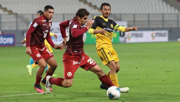 El Consorcio Fútbol Perú se pronunció sobre la suspensión de la Liga 1. (Foto: Universitario de Deportes)