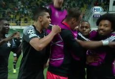 ¡Doble asistencia de Cristiano! Yansane marcó el 2-0 del Sheriff vs. Shakhtar [VIDEO]