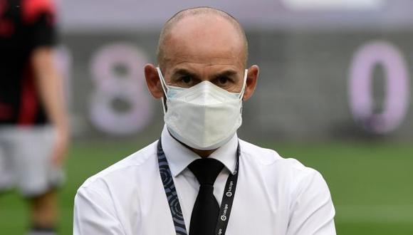 Paco Jémez es entrenador de Rayo Vallecano desde marzo del 2019. (Foto: AFP)