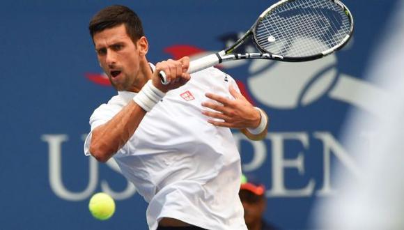 Novak Djokovic volvió a los entrenamientos y apunta a jugar el US Open 2020. (Foto: AFP)