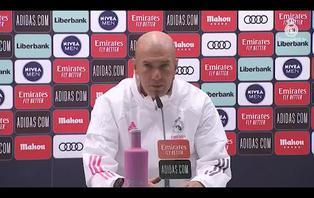 """Zidane: """"Los rumores sobre Mbappé no molestan ni influyen al vestuario"""""""