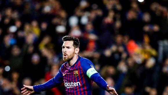 Barcelona se clasificó a los cuartos de final de la Champions League con gran actuación de Lionel Messi. En el encuentro de ida, jugado en Francia, igualaron sin goles. (Foto: Twitter Barcelona)