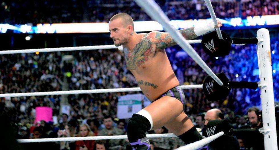 Los tres rivales que harían volver a CM Punk al ring de WWE. (WWE)