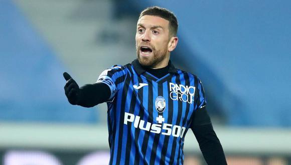 'Papu' Gómez tiene contrato con el Atalanta hasta el 2022. (Foto: EFE)