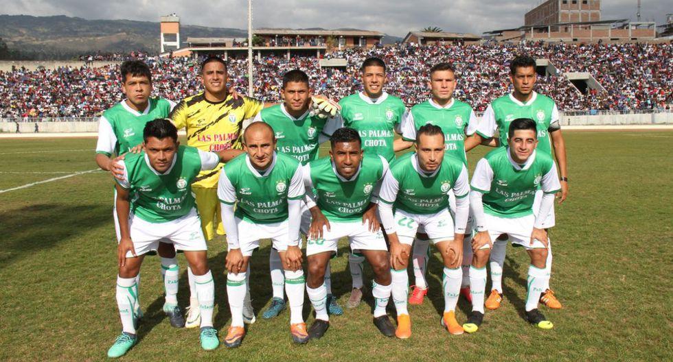 Copa Perú | Club Las Palmas de Chota - Cajamarca (Foto: Facebook)