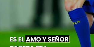 Lionel Messi, amo y señor de la década con 522 goles y 136 asistencias en 521 partidos