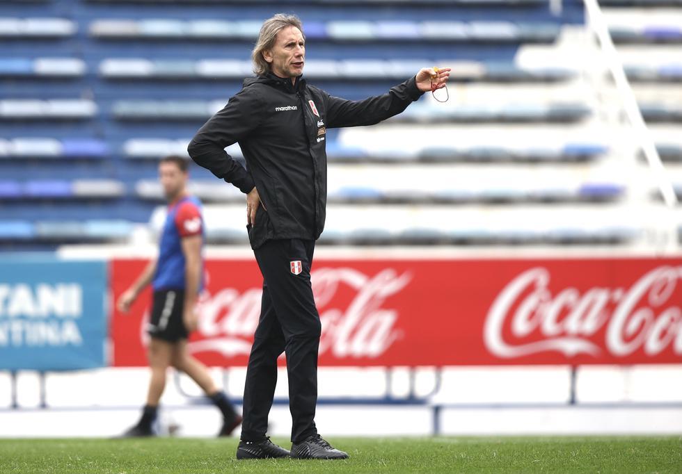 Así concluyó el último entrenamiento de la 'bicolor' en el estadio de Vélez Sarsfield, previo al Perú vs. Argentina.