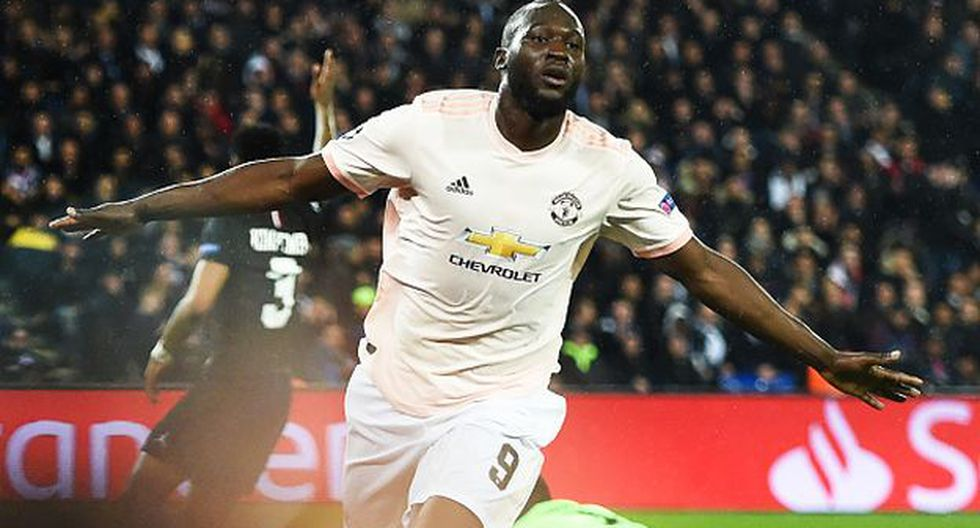 Romalu Lukaku tiene 42 goles en el Manchester United. (Foto: Getty Images)