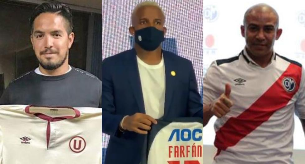 Los fichajes bomba del fútbol peruano (Foto: prensa del club)