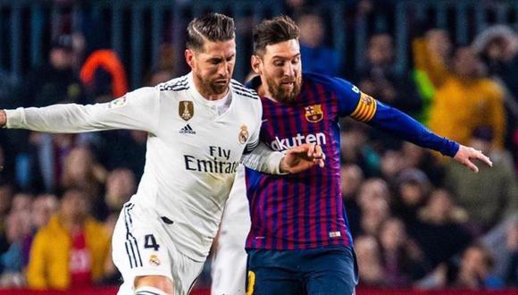 Barcelona y Real Madrid jugarán el 18 de diciembre al Camp Nou.