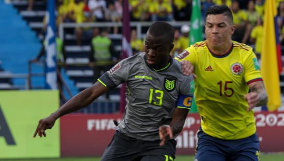 GOL Caracol, Colombia vs. Ecuador EN VIVO: juegan en Barranquilla por Eliminatorias Qatar 2022. (Foto: Selección de Ecuador)