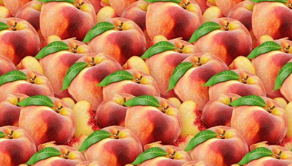 ¿Puedes ver a la manzana en la fotografía? Muy pocas personas lograron dar con su ubicación (Foto: genial.guru)