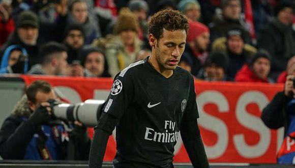 PSG pagó cerca de 250 millones de dólares por Neymar. (Getty)
