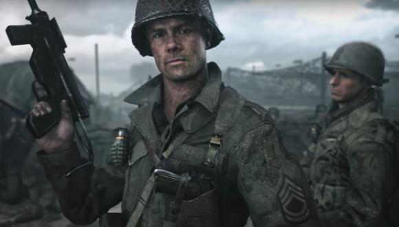 """Steam ofrece descuento especial de """"Call of Duty: WWII"""" por tiempo limitado"""