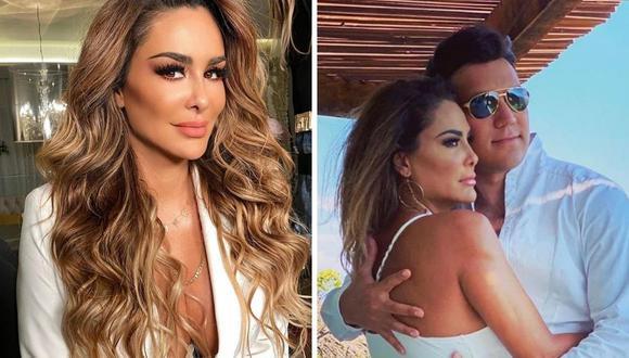 Ninel Conde se casó con Ramos en octubre del 2020 en una ceremonia íntima. (Foto: Instagram / @ninelconde).
