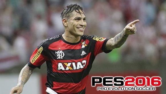 Paolo Guerrero firmó tres años de contrato con el Flamengo (Difusión).