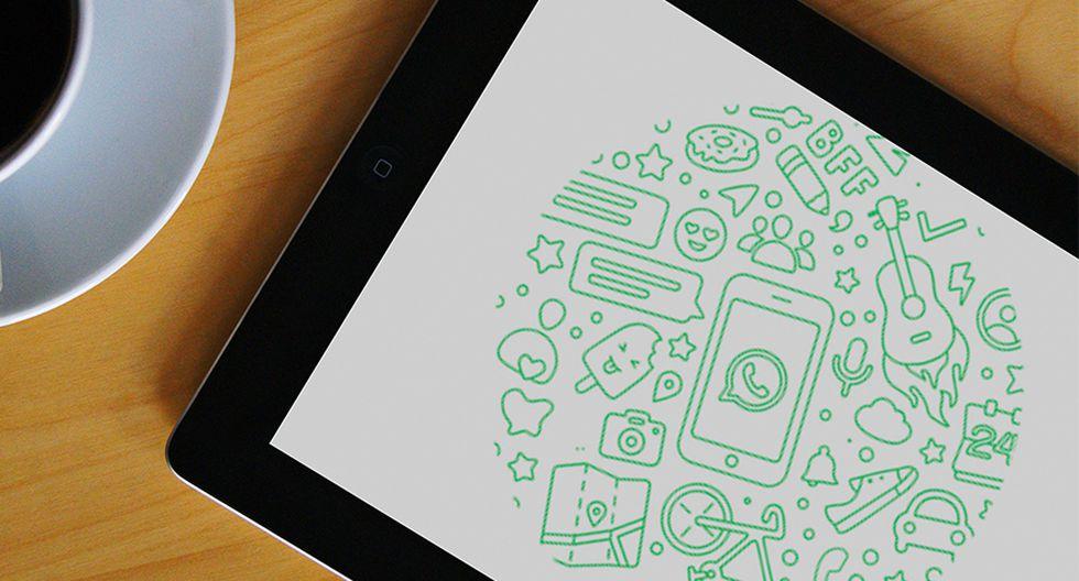 ¿Quieres descargar y usar WhatsApp en tu tablet Android o en tu iPad? Conoce los pasos que debes hacer. (Foto: WhatsApp)