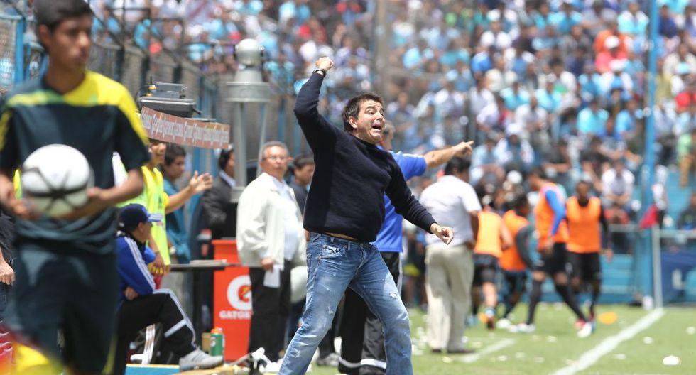 Sporting Cristal va por el bicampeonato, de la mano de Claudio Vivas. (Foto: GEC)